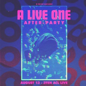 A Live One